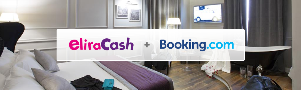 Le cashback Booking.com