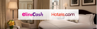 Le cashback hotels.com